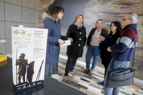 La Vila Joiosa y l'Alfàs del Pi reviven este fin de semana su pasado romano con el festival FESTVM ALONIS