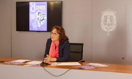 La Concejalía de Igualdad de Alicante presenta la programación con la que el Ayuntamiento conmemora el 8 de Marzo, Día de todas las Mujeres