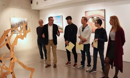 Benidorm entrega los premios del XXX Concurso de Nuevos Creadores 'Benidorm 2018'