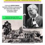 La Biblioteca Municipal de Callosa d'en Sarrià acoge el próximo 28 de marzo una charla-coloquio sobre Rodolfo Llopis