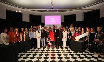 Exposición 'Arte y Mujer' en la Diputación de Alicante