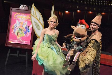 542b7facd El mundo mágico de las hadas llega al Teatro Castelar de Elda con  Campanilla