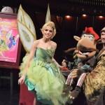 El mundo mágico de las hadas llega al Teatro Castelar de Elda con Campanilla, una aventura musical'  el 31 de marzo