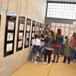 El Museo del Calzado de Elda acoge la exposición de los trabajos preseleccionados en el XII Concurso de Dibujo 'Mamá Trabajadora'