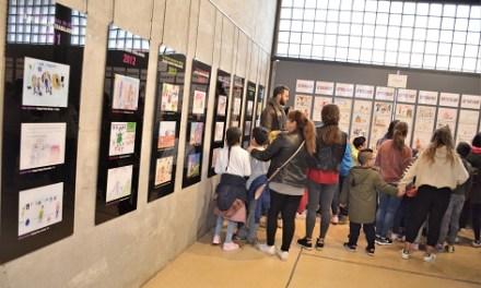 El Museu del Calçat d'Elda acull l'exposició dels treballs preseleccionats en el XII Concurs de Dibuix 'Mamà Treballadora'