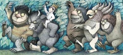 Donde viven los monstruos. Maurice Sendak