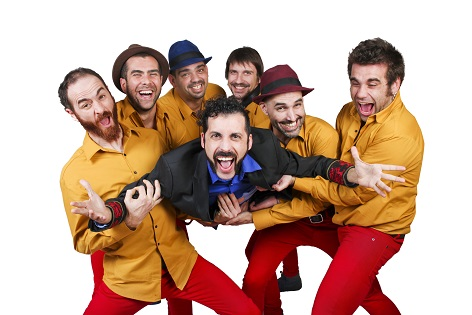 MARABUNTA en el Teatro Arniches este sábado: agujetas en la cara de tanto reir