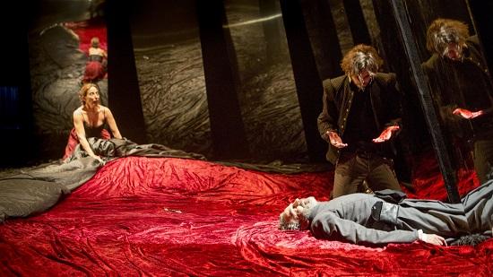"""""""Hamlet"""" de Shakespeare en el Teatro Chapí de Villena"""