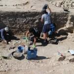 Tercera campaña de excavaciones en La Alcudia de Elche de la Universidad de Alicante