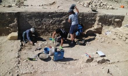 Tercera campanya d'excavacions en L'Alcudia d'Elx de la Universitat d'Alacant
