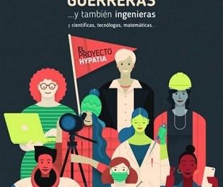 """Arriba a Villena l'Exposició """"Les xiques som guerreres… I també enginyeres, científiques, tecnòlogues, matemàtiques»"""