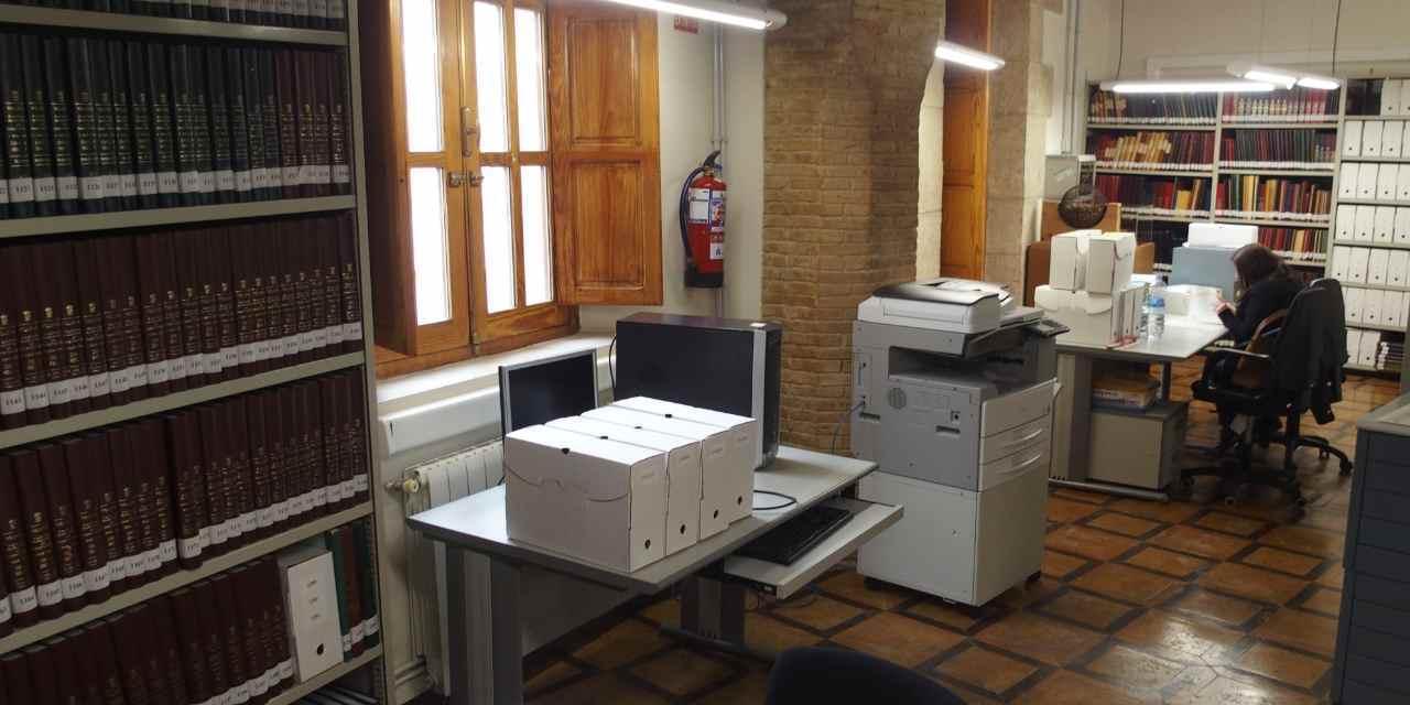 L'Arxiu Municipal de Villena torna a obrir les seues portes