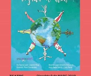 Una función de teatro infantil y el concierto dels Xirimitab's protagonizan la oferta cultural de este fin de semana en Xàbia