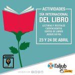 L'Aljub celebra el día del libro con lecturas dramatizadas, recitales de poesía y rosas