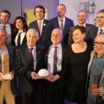 Antoni M. Bonet, Vicent Borràs, Diego Barber y Cristina Fuster ganan los Premis Altea de Literatura i Investigació 2019