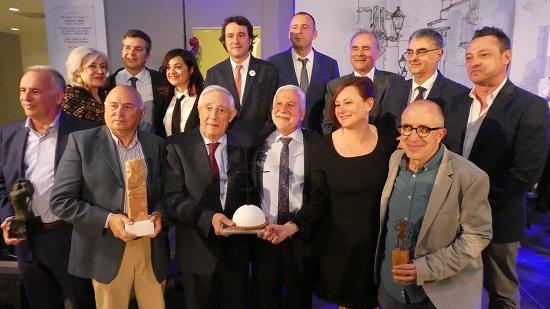 Antoni M. Bonet, Vicent Borràs, Diego Barber i Cristina Fuster guanyen els Premis Altea de Literatura i Investigació 2019