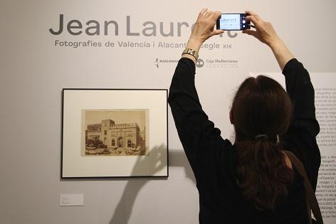 La Fundació Caja Mediterráneo converteix La Llotgeta de València en el primer centre fotogràfic de la Comunitat Valenciana