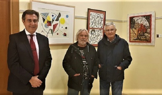 """La Diputación presenta """"Salón de Primavera"""" con más de cuarenta propuestas de la Asociación de Artistas Alicantinos"""