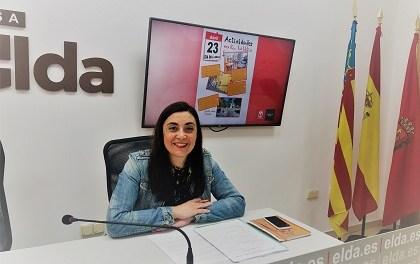 Autors i autores locals seran protagonistes del Dia del Llibre a Elda