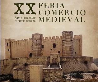 El Mercat Medieval torna a Elda els dies 13 i 14 d'abril