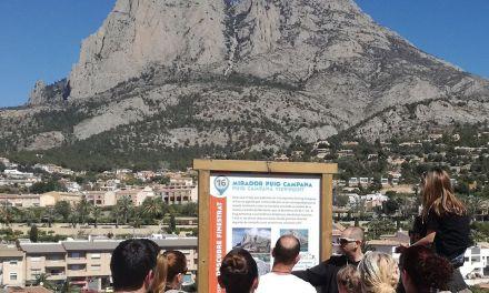 Turismo organiza visitas guiadas por el casco histórico de Finestrat durante las vacaciones de Semana Santa