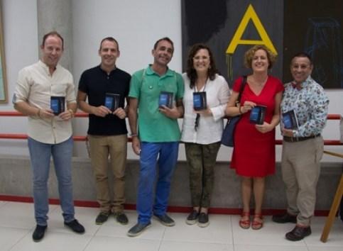 Autoras y Autores del libro La frontera: relatos para un territorio compartido