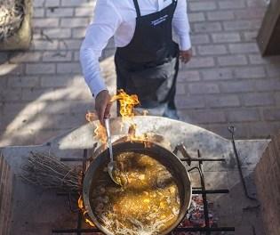Vins Alacant DOP promociona els sarments com a part de la gastronomia