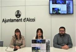 Elisa Beneyto, Lorena Zamorano y Lluis Vidal