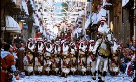 Tot a punt per a les Festes de Moros i Cristians a Alcoi