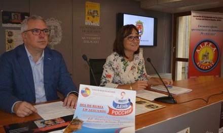 La regidora d'Immigració Mari Ángeles Goitia presenta els actes de la Setmana de la Cultura Russa a Alacant