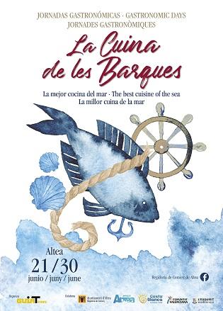 """Comercio de Altea pone en marcha la 3ª edición de """"La Cuina de les Barques"""""""