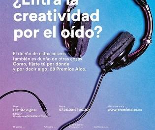 Los Premios ALCE 2019 invitan a reflexionar sobre el papel de la música en el proceso creativo