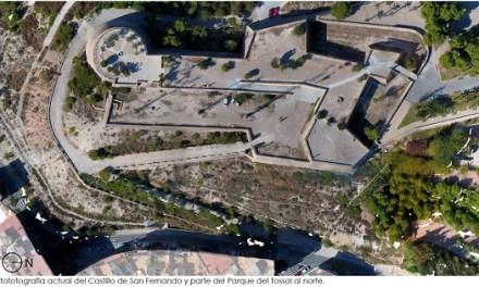 El Ayuntamiento de Alicante impulsa la recuperación arquitectónica y la mejora de la accesibilidad del Castillo San Fernando con una inversión de 1.1 millón de euros