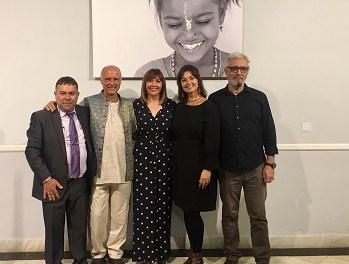 La Diputació d'Alacant mostra en l'exposició EDU&WOMEN la realitat de les xiquetes a l'Índia i la labor de les organitzacions per a afavorir la seua educació