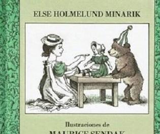"""""""La amiga de osito"""", un libro con imágenes preciosistas de Maurice Sendak"""