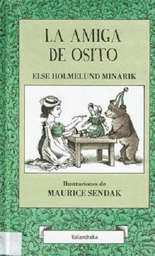 """""""L'amiga d'osset"""", un llibre amb imatges preciosistes de Maurice Sendak"""