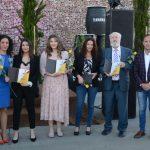 Vino y versos en la entrega de Premios del XXII Certamen Nacional de Poesía Maxi Banegas