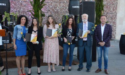Vi i versos en el lliurament de Premis del XXII Certamen Nacional de Poesia Maxi Banegas