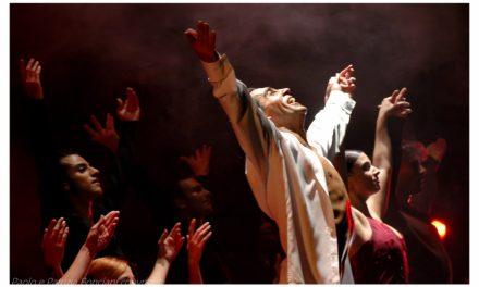Antonio Márquez lo empapará todo de danza este sábado en el Teatro Chapí de Villena