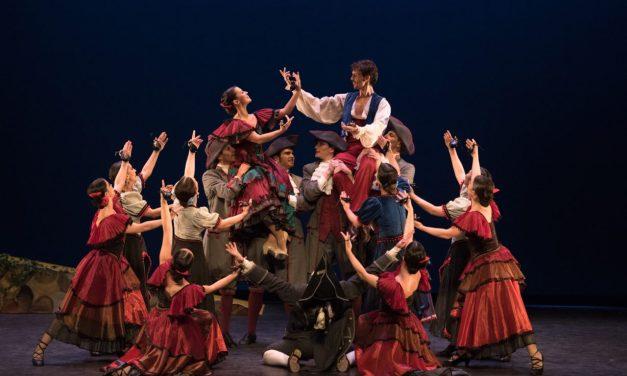 """La compañía de Antonio Márquez en el Teatro Chapí, con """"El sombrero de tres picos"""" y """"Bolero"""" de Ravel"""