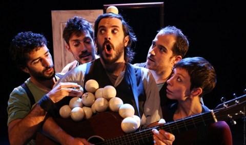 Emportats. Teatro Principal Alicante