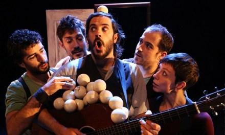 Música, dansa i circ, tot en una setmana en el Teatre Principal d'Alacant