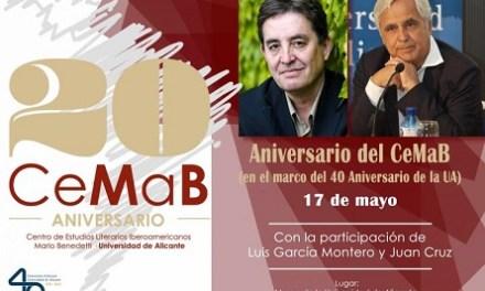 El CeMaB de la Universitat d'Alacant celebra divendres el vintè aniversari de la seua creació