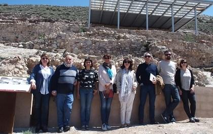 La Universidad de Alicante refuerza su apoyo al Cabezo Redondo de Villena