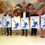 El ángel de la Mangrana protagoniza el cartel de las representaciones del Misteri d'Elx 2019
