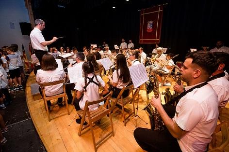 Concurs de composició de Pasdobles amb motiu del 50é Aniversari del Centre Musical Puig Campana de Finestrat
