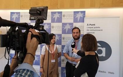 Alumnat de la Universitat  d'Alacant són seleccionats en la segona edició del 'Talent Audiovisual Universitari, Pitching Universitats Valencianes'