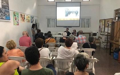Se celebra la primera conferencia sobre la manifestación modernista en Alcoy