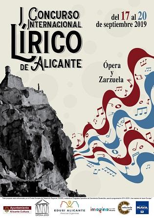 L'Ajuntament d'Alacant i Opera2001 organitzen el primer concurs líric internacional d'Alacant