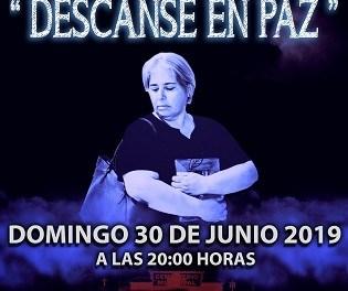 Estrena de l'obra de teatre DESCANSE EN PAZ!!! a l'Auditori de Cox